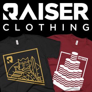 Raiser Clothing Poker Apparel